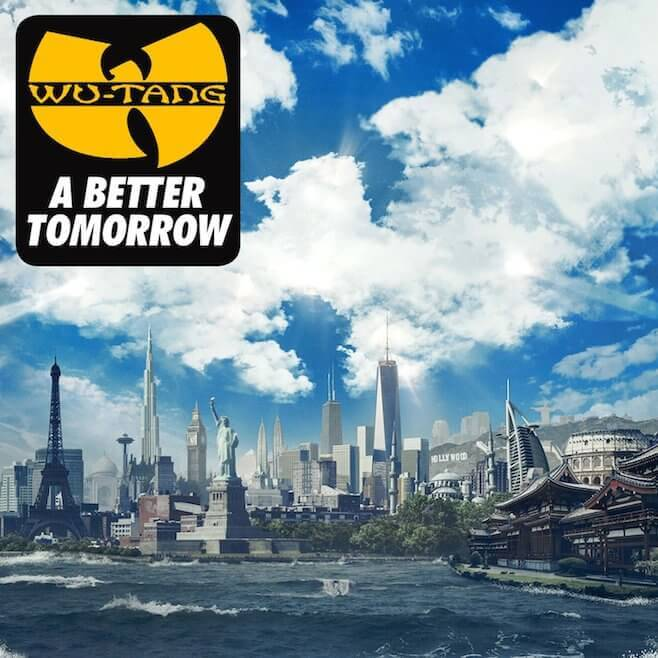 Album cover A Better Tomorrow - Wu-Tang Clan